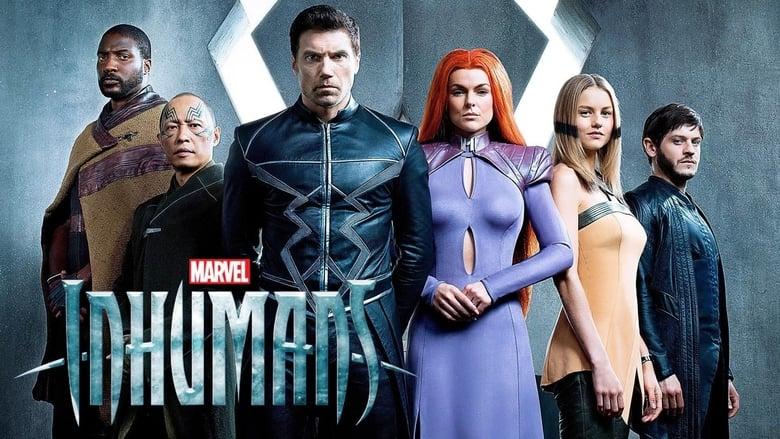 Ver Trailer SerieHD Inhumans (Serie TV) online