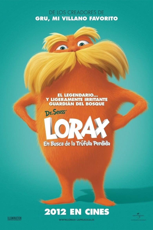 El Lorax: En Busca de la Trúfula Perdida