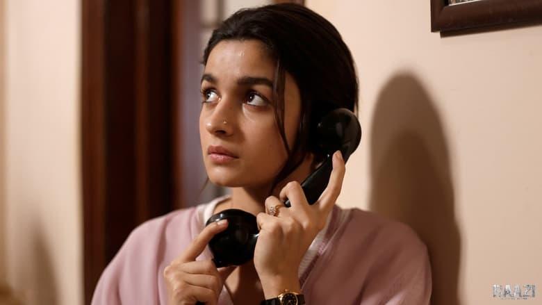 Raazi (2018) Hindi Movie Ganool