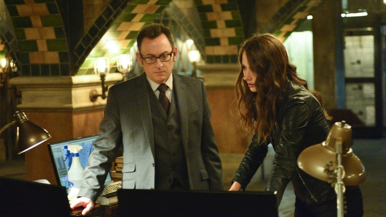 Person of Interest Saison 5 Episode 9
