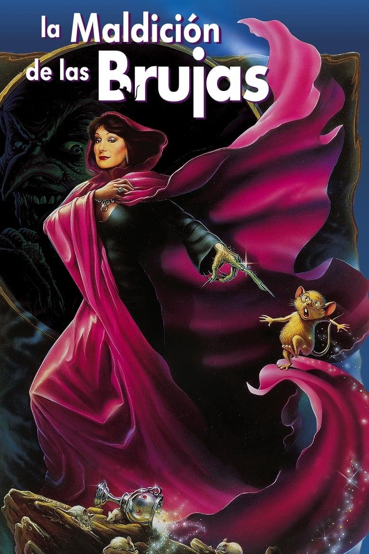 Las Brujas (1990) HD 720P LATINO/INGLES
