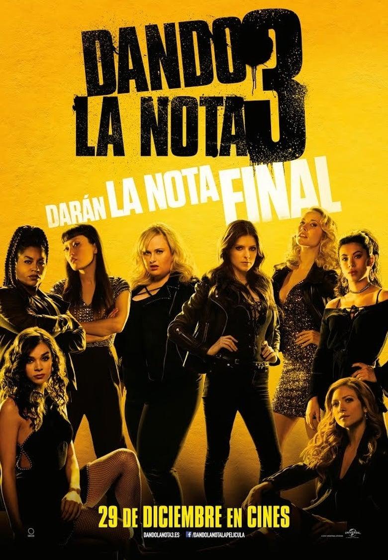 Pitch Perfect 3 La Ultima Nota (2017)[DVDRip] [Latino] [1 Link] [MEGA]