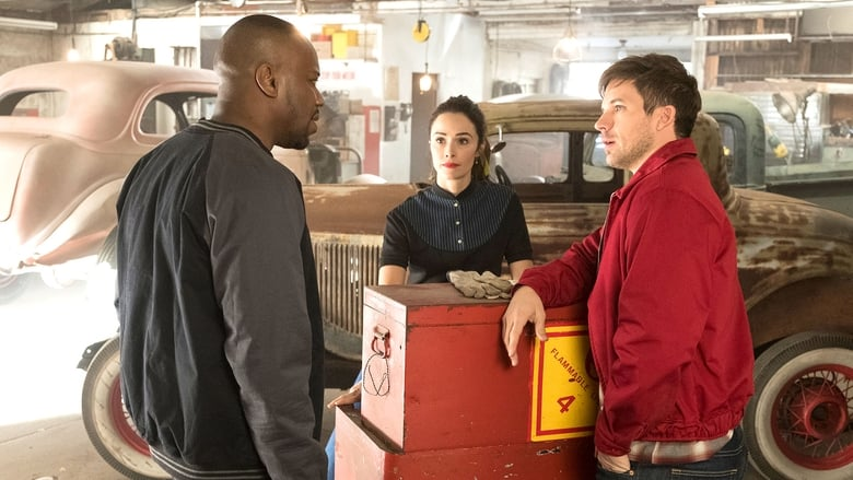 Timeless Saison 2 Episode 2