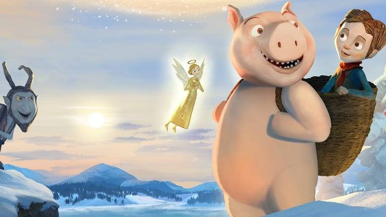 Julius et le Père Noël Cover