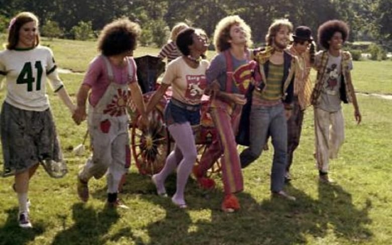 Film Godspell: A Musical Based on the Gospel According to St. Matthew Gratis é completo
