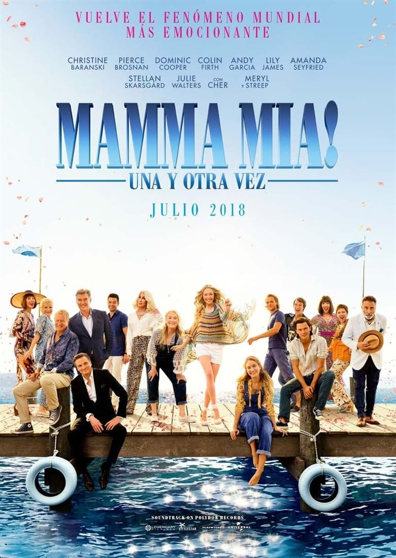 Mamma Mia: Una y otra vez