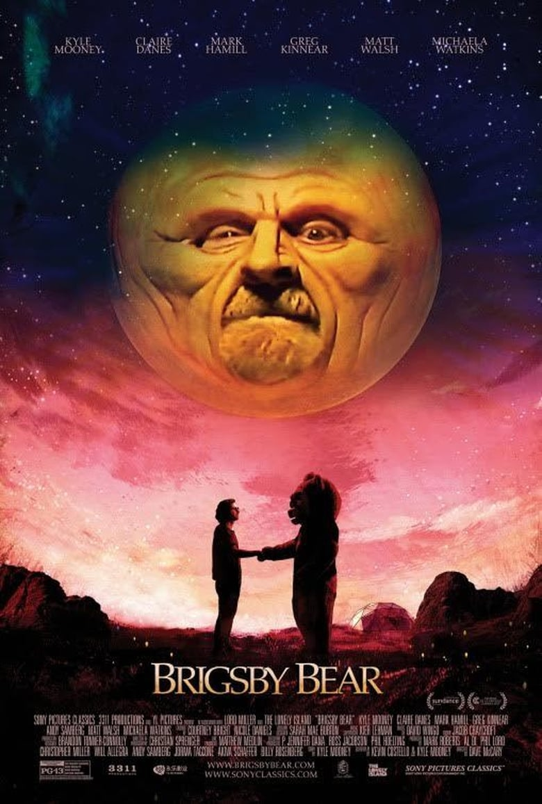 BRIGSBY BEAR (2017) HD 720P LATINO/INGLES