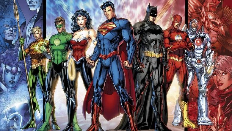 Justice League: War Backdrop