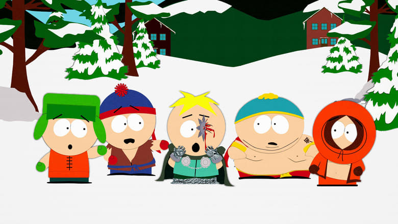 South Park Season 10 Episode 9 : Mystery of the Urinal Deuce