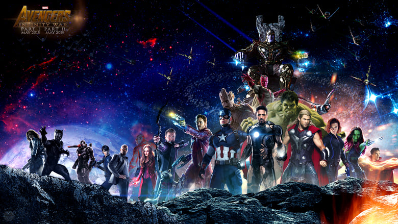 Avengers 4: Infinity War Part 2 (Untitled Avengers Movie 2019)