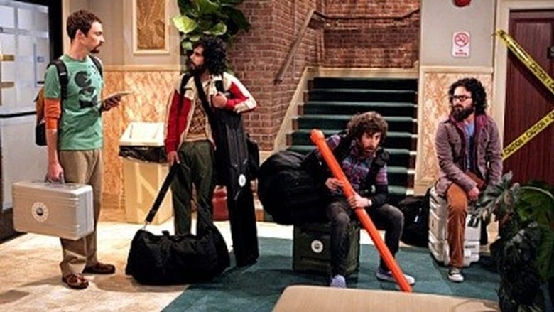 The Big Bang Theory Season 3 Episode 1