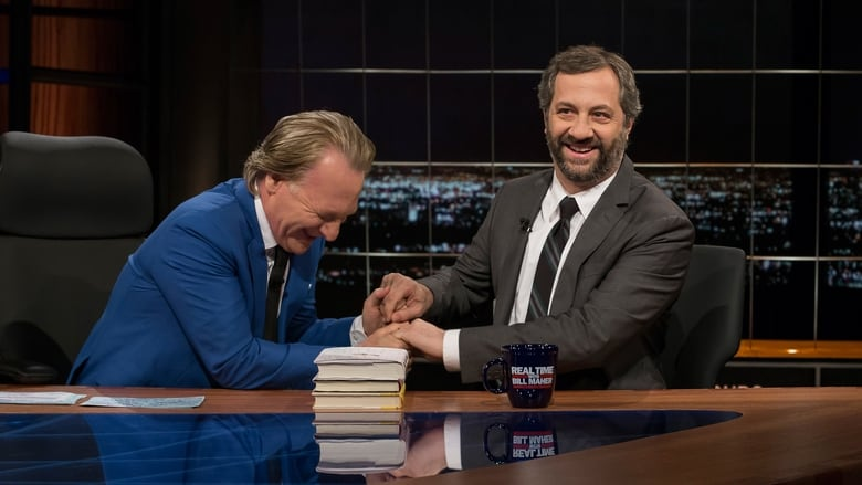Real Time with Bill Maher Season 13 Episode 21
