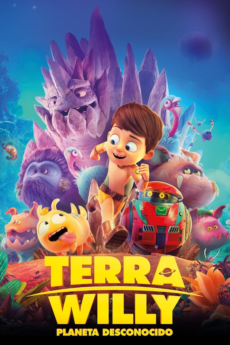 Terra Willy: Planeta Desconocido (2019) HD 1080P LATINO/INGLES