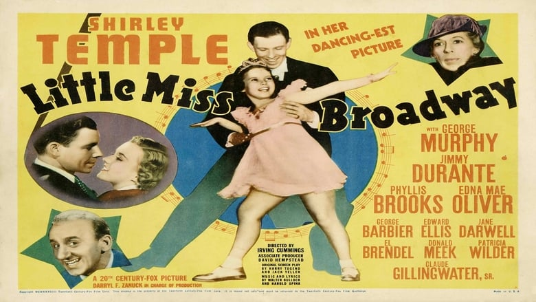 Se Little Miss Broadway filmen i HD gratis