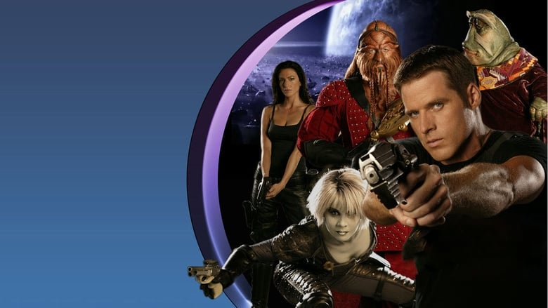 Farscape The Peacekeeper Wars Backdrop