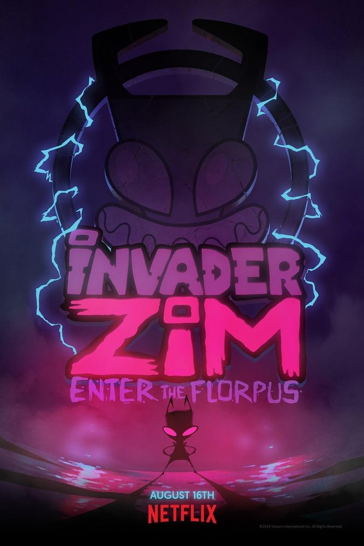 Invasor Zim Y El Poder Del Florpus