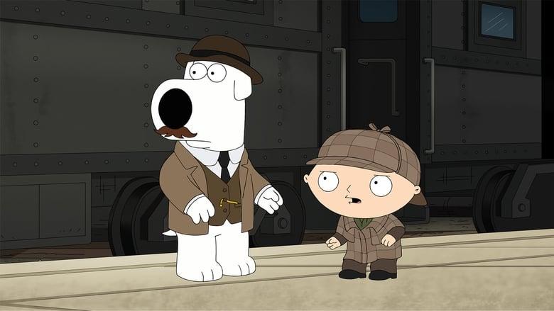 Family Guy Season 16 Episode 13