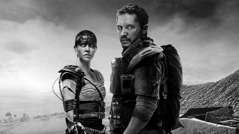 Mad Max Fury Road: Black and Chrome Edition Backdrop