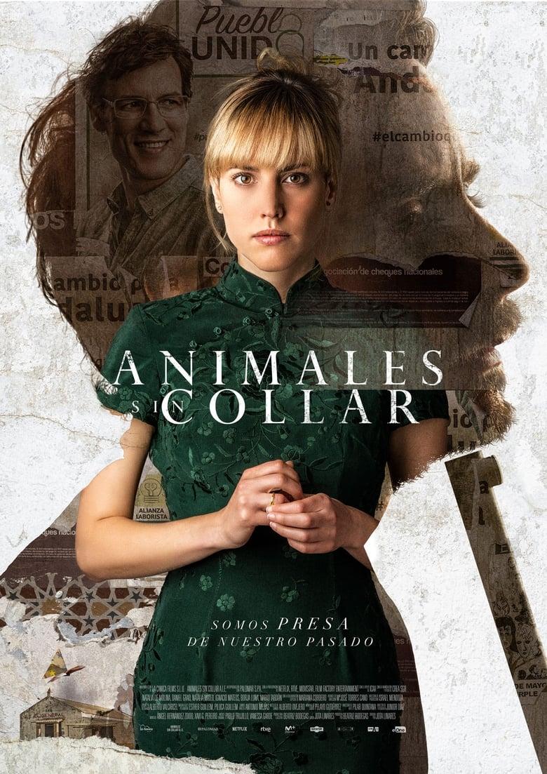 Animales Sin Collar (2018) DvdRip Español