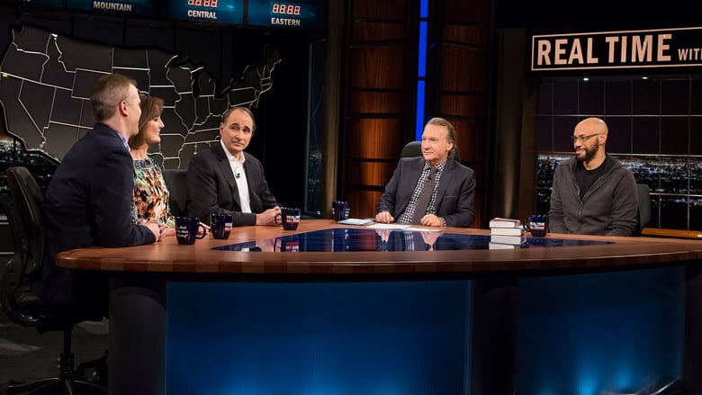 Real Time with Bill Maher Season 13 Episode 8