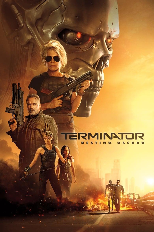 Terminator: Destino Oculto (2019) WEB-DL 1080P LATINO/INGLES