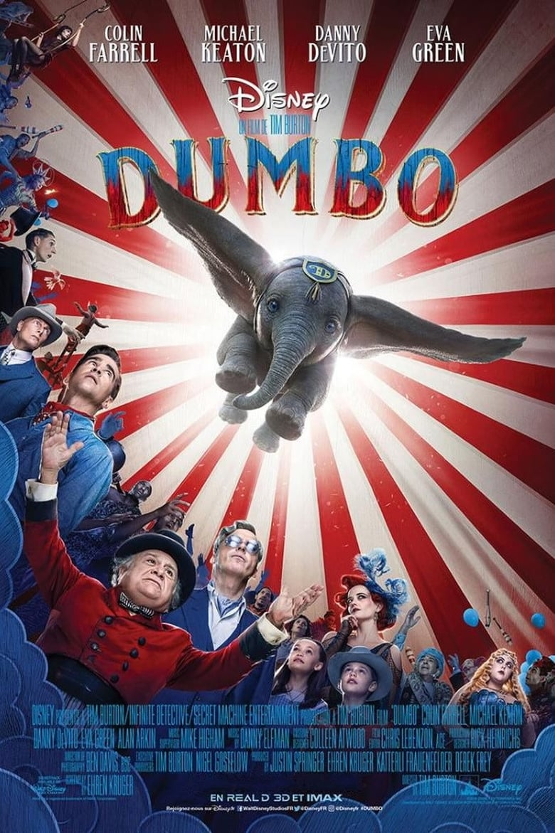 Dumbo (2019) [720p] [Latino-Ingles] [GoogleDrive]
