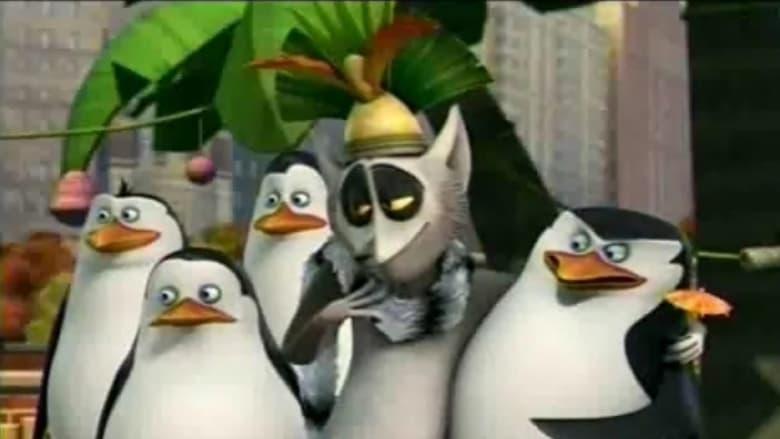 The Penguins of Madagascar: Happy King Julien Day