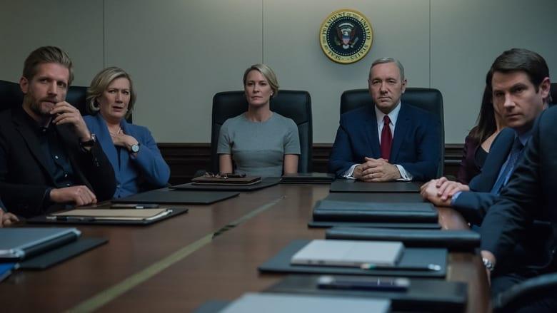 House of Cards Saison 4 Episode 13
