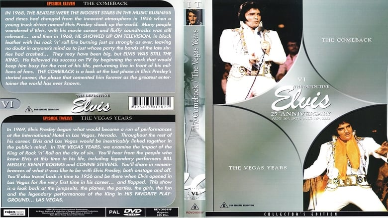 The Definitive Elvis 25th Anniversary: Vol. 6 The Comeback & The Vegas Years