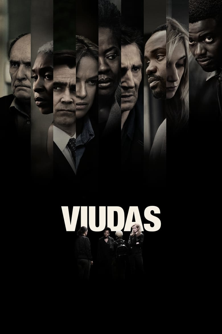 Viudas (2018) HD 1080P LATINO/INGLES