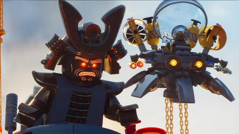 Lego Ninjago, le film Backdrop