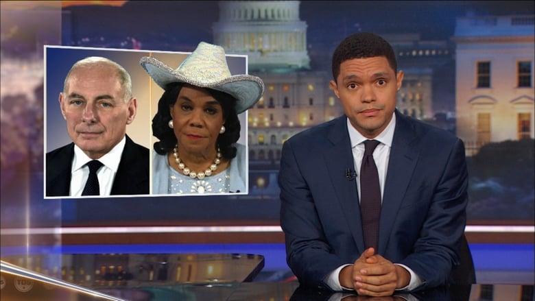 The Daily Show with Trevor Noah Season 23 Episode 9