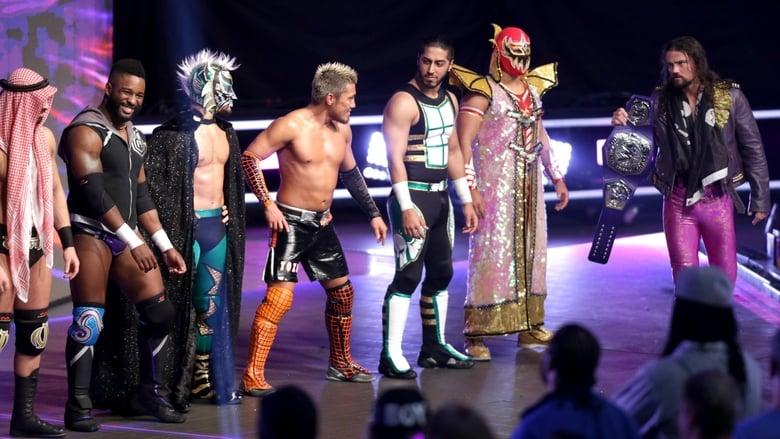 WWE 205 Live staffel 3 folge 49 deutsch stream