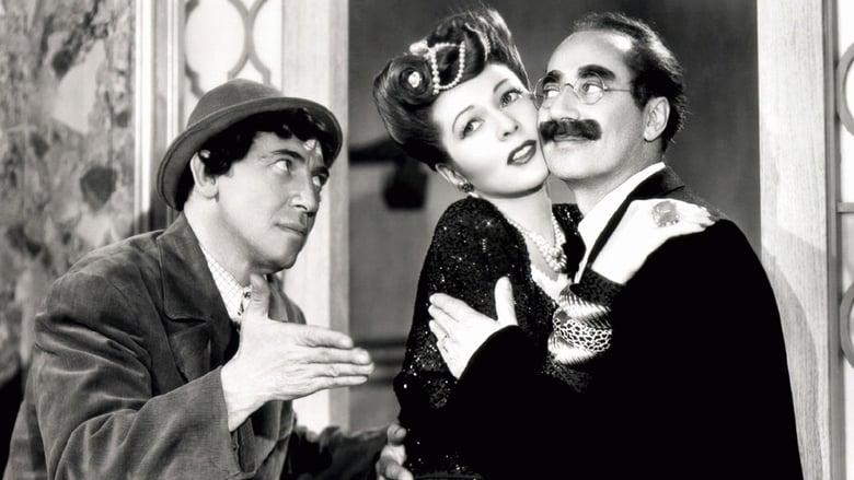 A Night in Casablanca