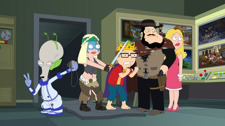 American Dad! - Season 13 Episode 10 : The Two Hundred