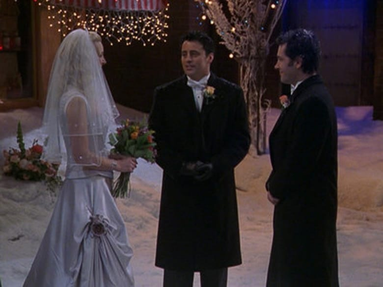 Friends Season 10 Episode 12 The One With Phoebes Wedding Watch