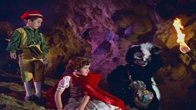 Little Red Riding Hood and Tom Thumb vs. the Monsters