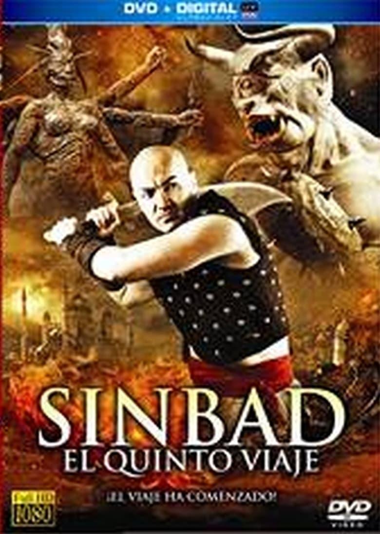 Simbad: El Quinto Viaje (2014) HD 720p Español
