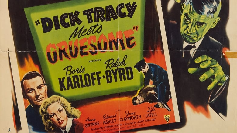 Dick Tracy Meets Gruesome Stream German