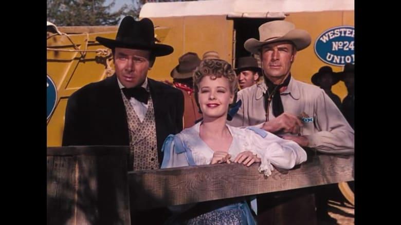 Regarder le Film Western Union en ligne gratuit