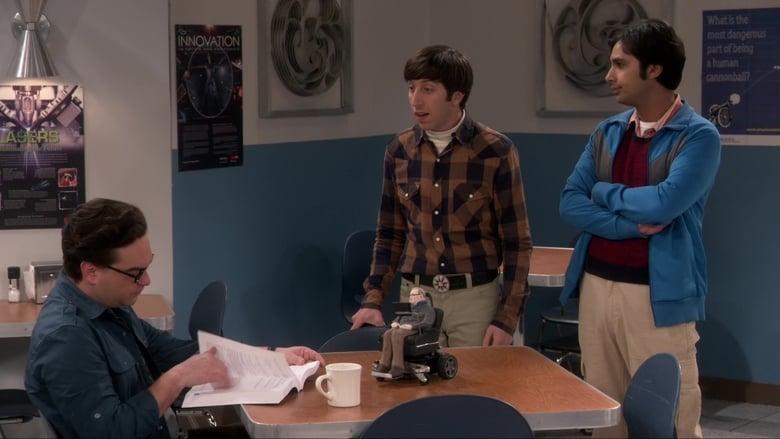 The Big Bang Theory Season 10 Episode 9