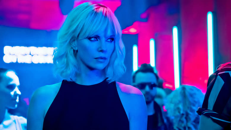 Atomic Blonde Retour Images