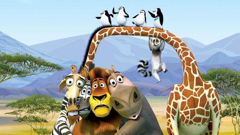 Madagascar 3 : Bons Baisers d'Europe (2012)