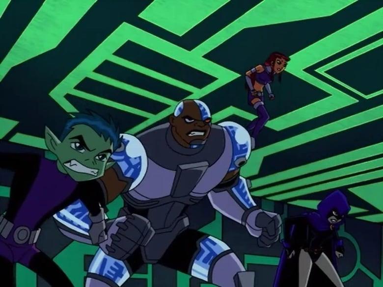 Teen Titans staffel 1 folge 12 deutsch stream