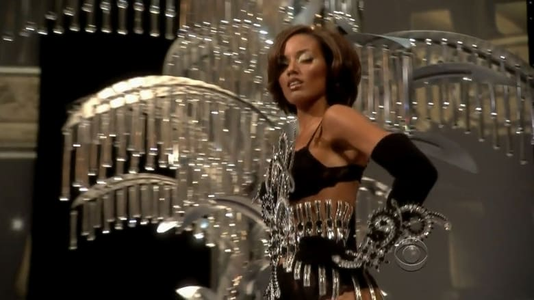The Victoria's Secret Fashion Show 2008 Backdrop