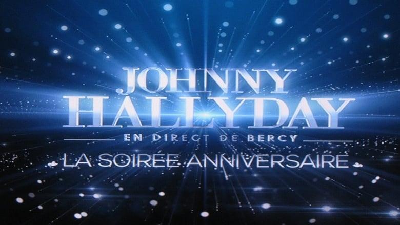 Johnny Hallyday - Bercy, Le concert Anniversaire