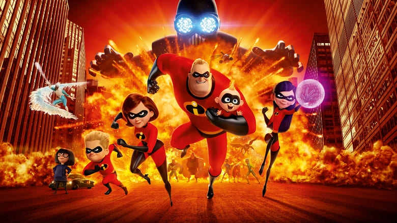 Incredibles 2 (2018) BluRay 1080p x264 1.9GB Ganool