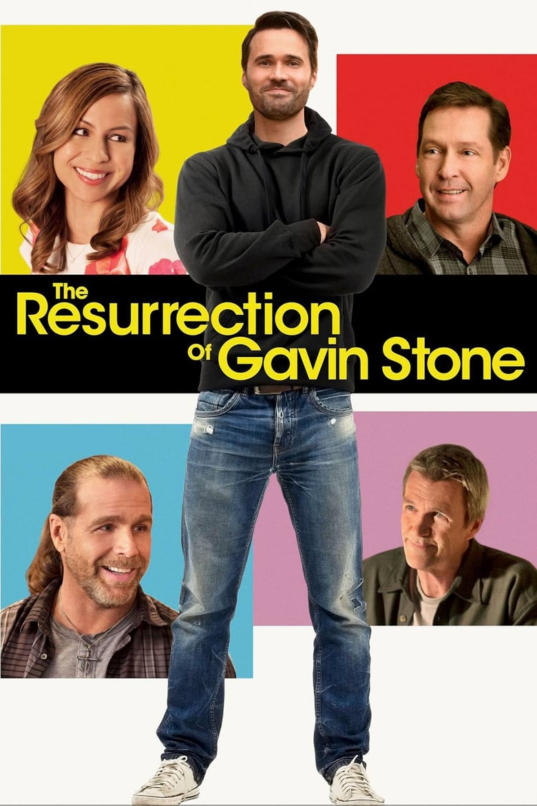 THE RESURRECTION OF GAVIN STONE (2017) HD 1080P LATINO/INGLES