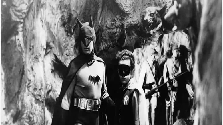 Se Batman på nett gratis