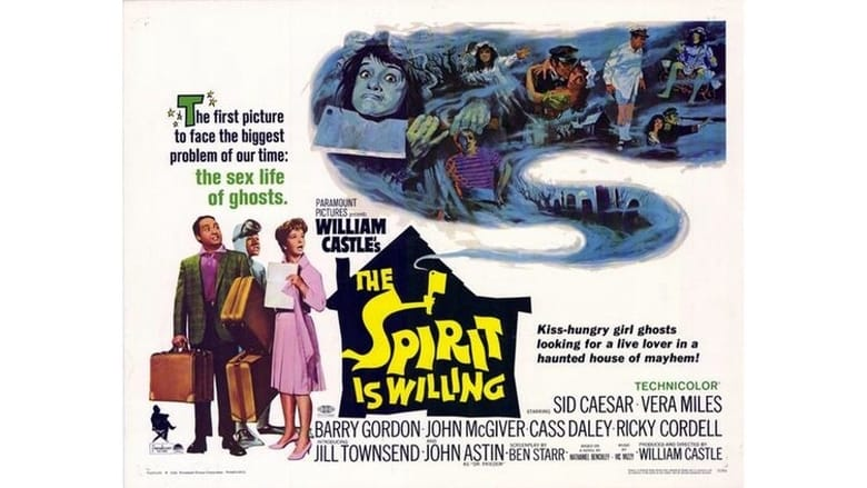 Photo de The Spirit Is Willing